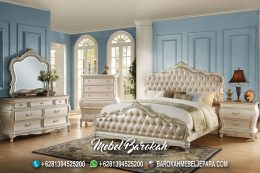 Best Kamar Set Ukir Italian Leather JK-940