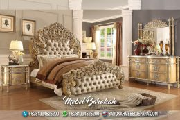 New Bedroom Set Desain Victorian Casual JK-974