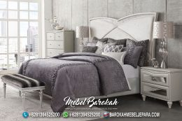 Best Model Bed Set Luxury Minimalis Modern JK-933
