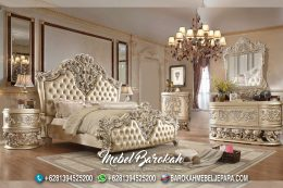 Luxury Bedroom King Ukir Jepara JK-969
